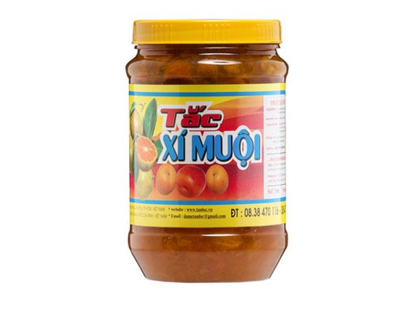 Tan Loc Preserved Kumquat