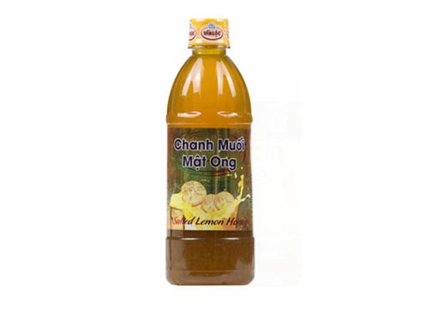 Chanh muối mật ong Tấn Lộc