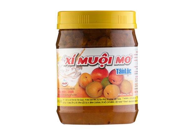 Tan Loc Preserved Apricot