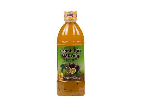 Tan Loc Salted Lemon Honey