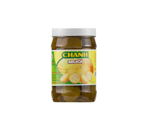 Tan Loc Salted Lime